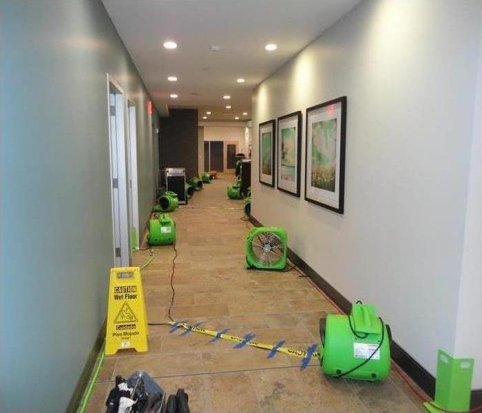Commercial Water Damage – Tarpon Springs Offices