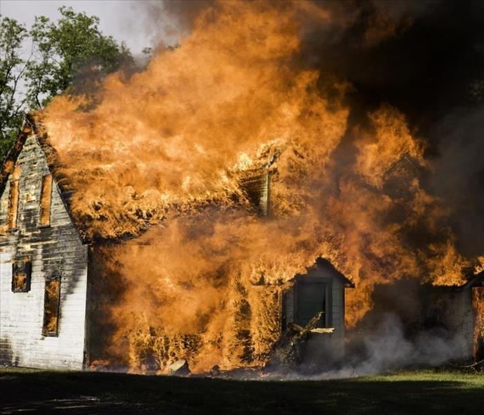 Fire Damage Trusted Fire Damage Restoration Services for Residents of Trinity